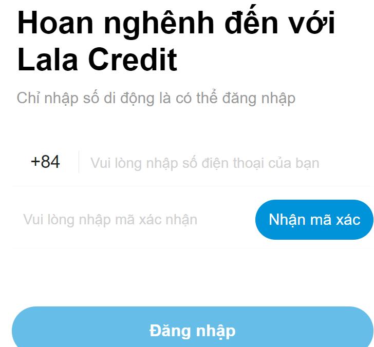 H5 Lala credit